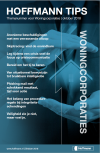 Cover Hoffmann Tips - Special woningcorporaties